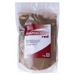 BENTON LIGHT RED