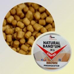 NATURAL BAND'UM M 5 BROWN...